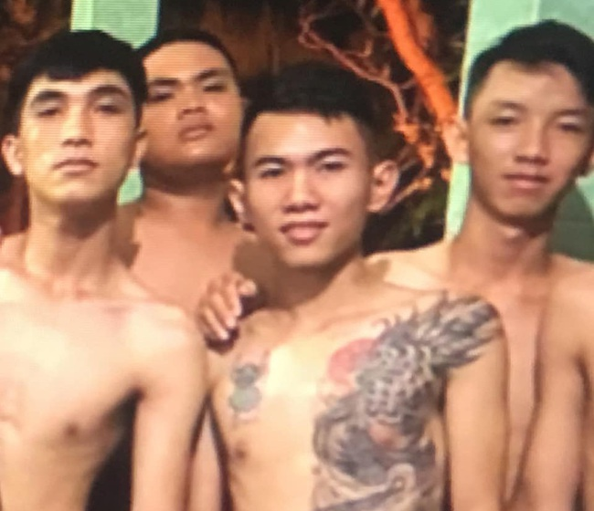 Bắt bị can cầm đầu nhóm chém thanh niên lìa cánh tay ở TPHCM ở Phú Quốc - Ảnh 3.