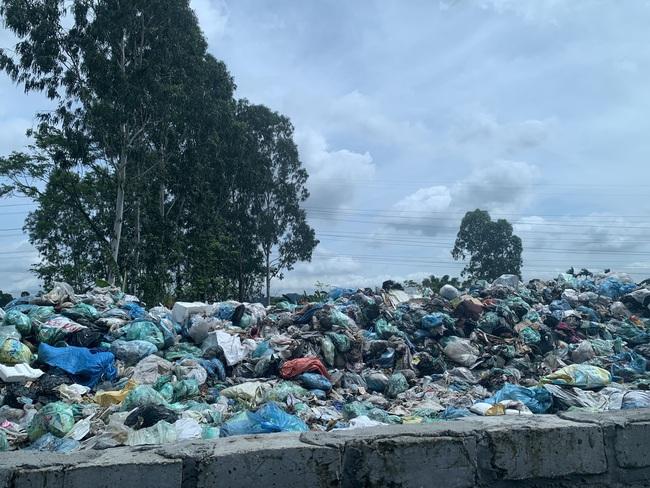 Xử lý rác thải nông thôn ở Hải Phòng: Loay hoay tìm giải pháp hợp tình - hợp lý - Ảnh 1.