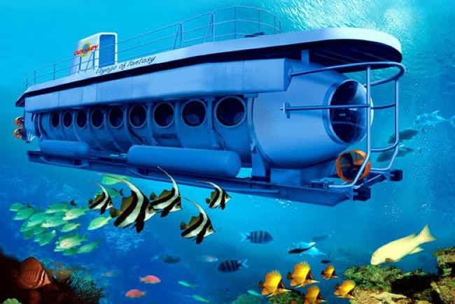Làm sao các thủy thủ tàu ngầm có thể sống sót hàng tháng trời dưới lòng biển? - Ảnh 1.