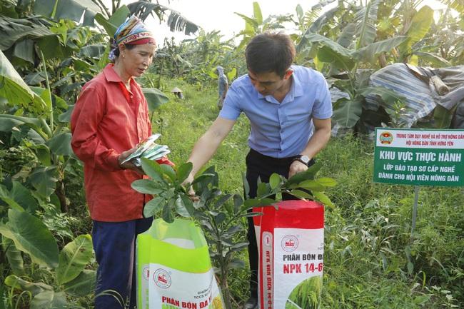 Vừa dạy nghề vừa hỗ trợ mua cây, con giống - Ảnh 1.