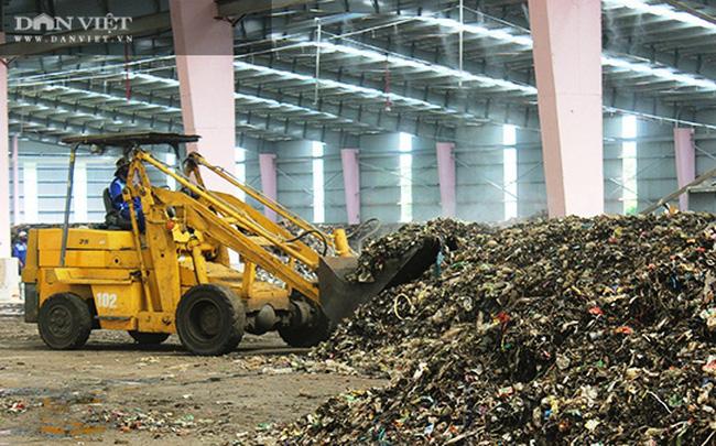 Đồng Nai có nhà máy hơn 200 tỷ để làm phân compost từ rác thải sinh hoạt - Ảnh 1.