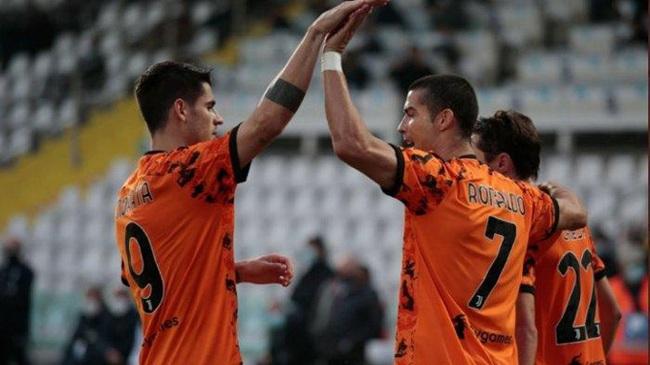 Juve thắng đậm dù Ronaldo tịt ngòi, HLV Pirlo chê học trò ích kỷ - Ảnh 1.