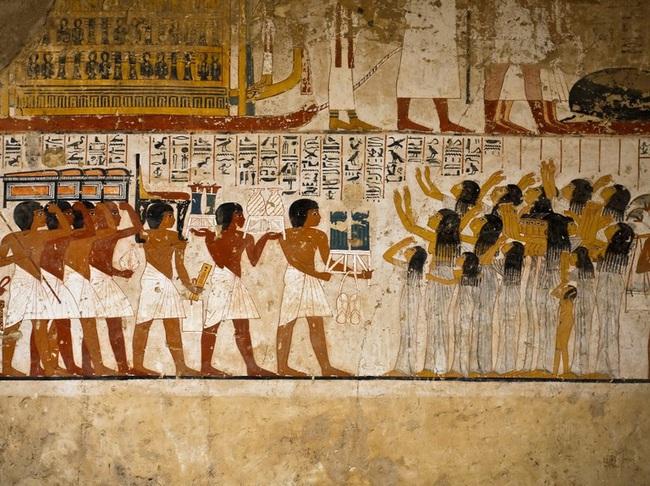 Tiết lộ lý do người Ai Cập thời cổ đại sợ chết ở xứ người - Ảnh 4.