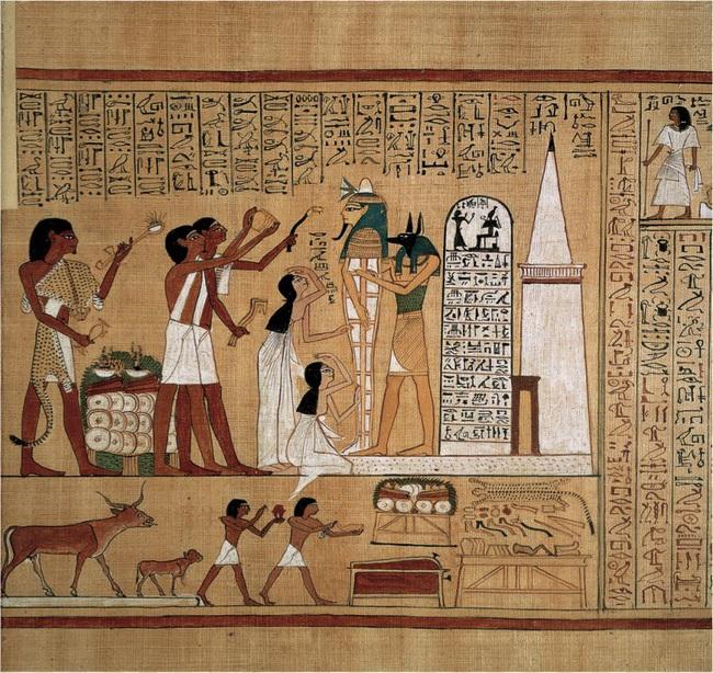 Tiết lộ lý do người Ai Cập thời cổ đại sợ chết ở xứ người - Ảnh 5.