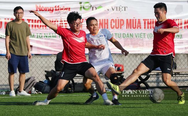 Hình ảnh bế mạc Giải bóng đá NTNN/Dân Việt lần thứ 12 - tranh Cúp Mùa Thu 2020 - Ảnh 11.