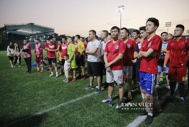Hình ảnh bế mạc Giải bóng đá NTNN/Dân Việt lần thứ 12 - tranh Cúp Mùa Thu 2020 - Ảnh 2.