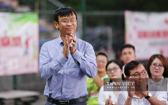 Hình ảnh bế mạc Giải bóng đá NTNN/Dân Việt lần thứ 12 - tranh Cúp Mùa Thu 2020 - Ảnh 3.