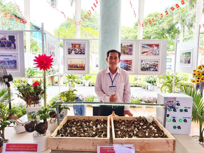 Trở thành doanh nhân nhờ Quỹ Hỗ trợ nông dân - Ảnh 1.