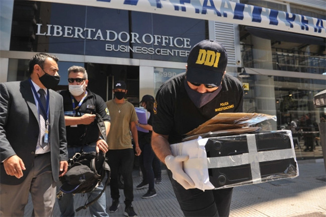 SỐC: Maradona ngã đập đầu, bị bỏ rơi suốt 3 ngày trước khi qua đời - Ảnh 1.