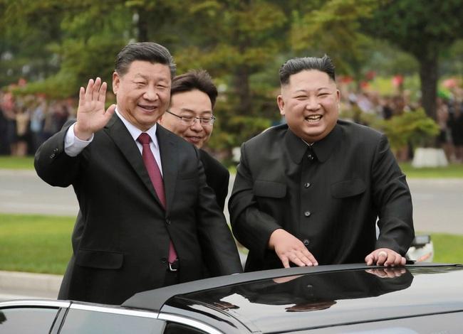 Trung Quốc bất ngờ tặng Kim Jong-un món quà vô giá  - Ảnh 1.