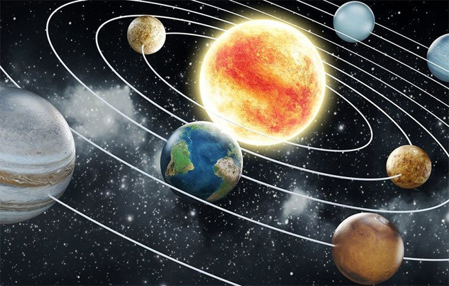 Vì sao chúng ta không cảm thấy trái đất chuyển động? - Ảnh 1.