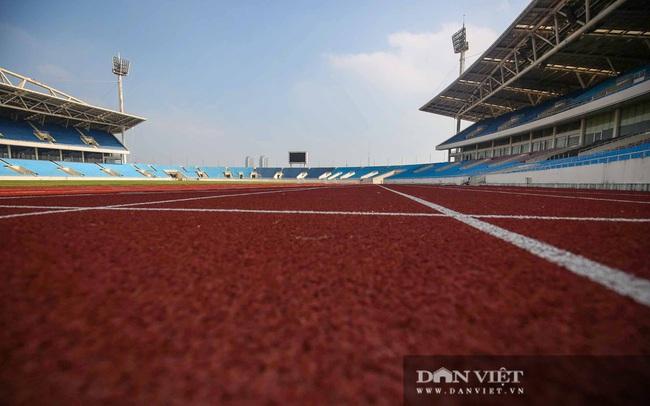 Cận cảnh sân vận động Mỹ Đình tu sửa phục vụ Sea Game 31 - Ảnh 8.
