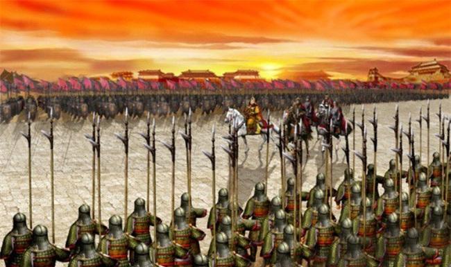 Quân đội triều đại phong kiến Trung Quốc nào trang bị hoàn hảo nhất? - Ảnh 1.