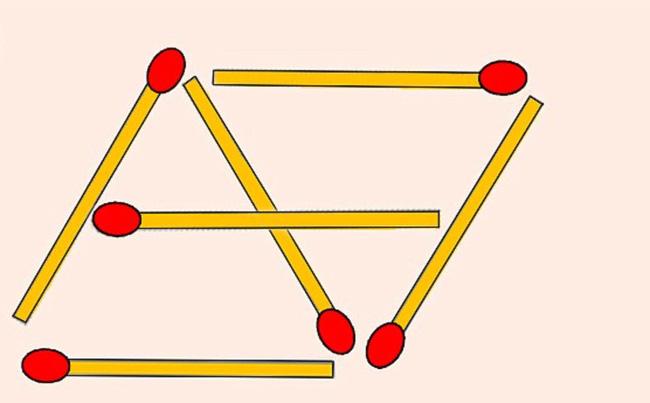 Bài toán que diêm khiến nhiều người bối rối - Ảnh 2.