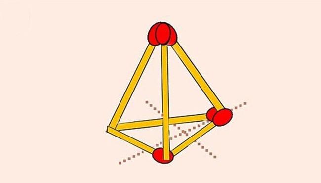 Bài toán que diêm khiến nhiều người bối rối - Ảnh 3.