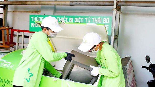Mối nguy từ rác thải điện tử - Ảnh 1.