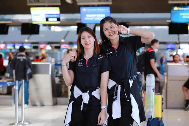 Ngẩn ngơ trước nhan sắc 10 hotgirl của CLB Thông tin Liên Việt Posbank - Ảnh 36.
