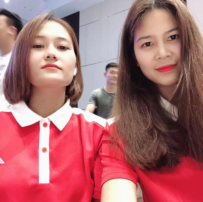 Ngẩn ngơ trước nhan sắc 10 hotgirl của CLB Thông tin Liên Việt Posbank - Ảnh 7.