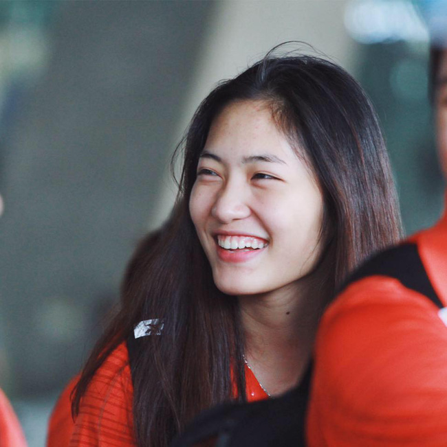 Ngẩn ngơ trước nhan sắc 10 hotgirl của CLB Thông tin Liên Việt Posbank - Ảnh 34.