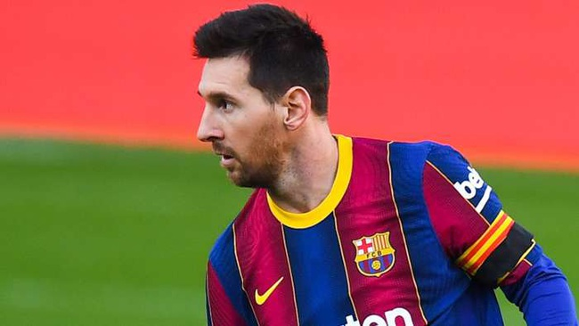"""Lionel Messi bắt đầu sa sút: Siêu sao """"hết phép""""? - Ảnh 1."""