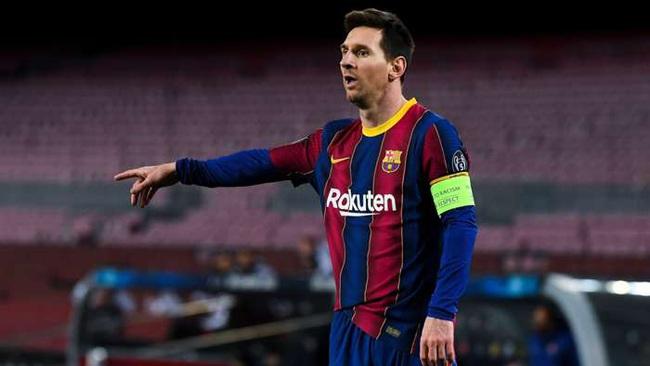 """Lionel Messi bắt đầu sa sút: Siêu sao """"hết phép""""? - Ảnh 3."""