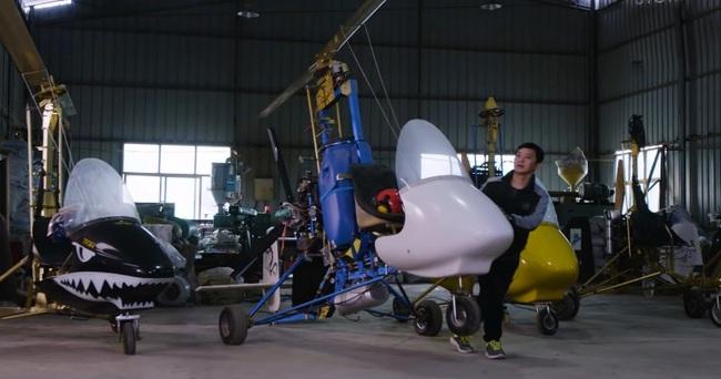 chế tạo máy bay