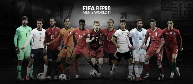 Đánh bại Messi và Ronaldo, Lewandowski giành FIFA The Best 2020 - Ảnh 2.