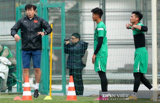 Ngày đầu tập trung U22 Việt Nam có HLV thủ môn Hàn Quốc mới  - Ảnh 8.