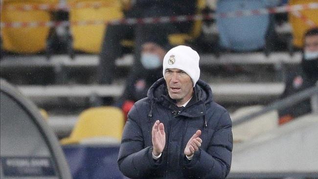 Real Madrid của Zidane thua sốc trên đất Ukraine.