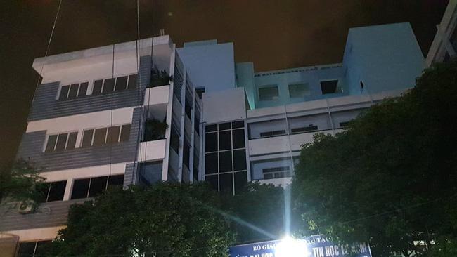 TPHCM: Cựu sinh viên trường Đại học Ngoại Ngữ – Tin Học tử vong do rơi tầng cao - Ảnh 1.