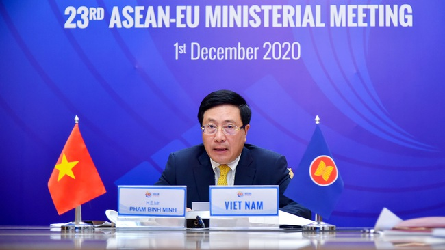 ASEAN – EU nâng cấp quan hệ lên đối tác chiến lược - Ảnh 3.