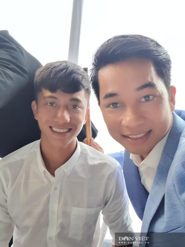 Dế choắt, Phan Văn Đức đến tham dự lễ cưới Công Phượng - Ảnh 7.
