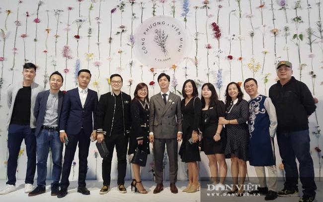 Dế choắt, Phan Văn Đức đến tham dự lễ cưới Công Phượng - Ảnh 4.