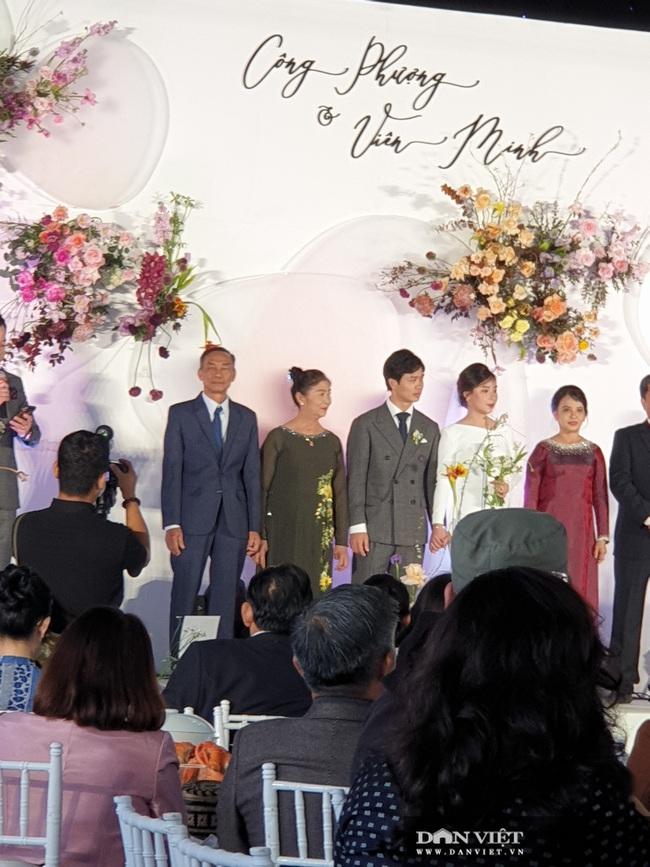 Dế choắt, Phan Văn Đức đến tham dự lễ cưới Công Phượng - Ảnh 3.