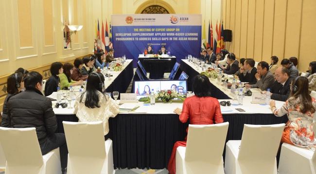 Đào tạo gắn với việc làm - kinh nghiệm từ ASEAN - Ảnh 2.