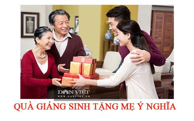 5 món quà giáng sinh tặng mẹ đầy ý nghĩa - Ảnh 1.