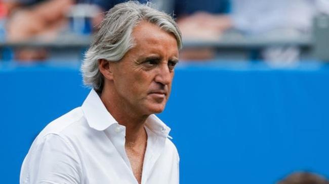 Cựu HLV Man City, Roberto Mancini.