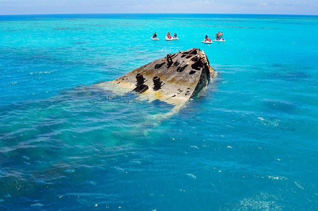 """Bí ẩn về 6 vùng biển rùng rợn, """"nuốt"""" tàu thuyền, máy bay - Ảnh 3."""
