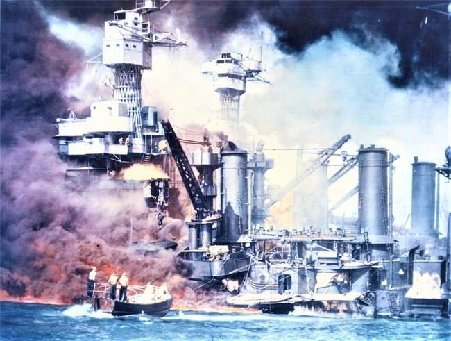 Tại sao Nhật Bản tấn công Trân Châu Cảng? - Ảnh 3.