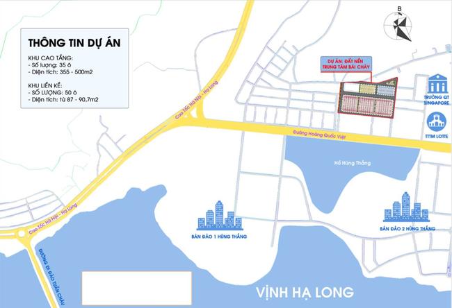 Quỹ đất vàng mang lại cơ hội đầu tư sinh lời cực lớn tại trung tâm du lịch Hạ Long - Ảnh 3.