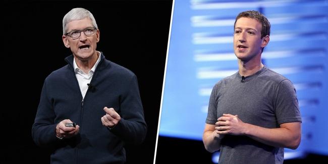 Facebook ra đòn đầu tiên 'tuyên chiến' với Apple - Ảnh 4.
