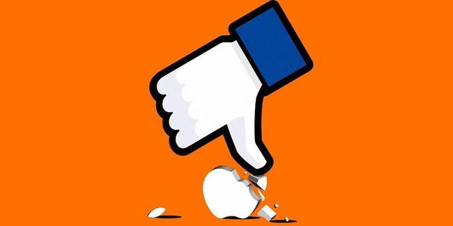Facebook ra đòn đầu tiên 'tuyên chiến' với Apple - Ảnh 2.
