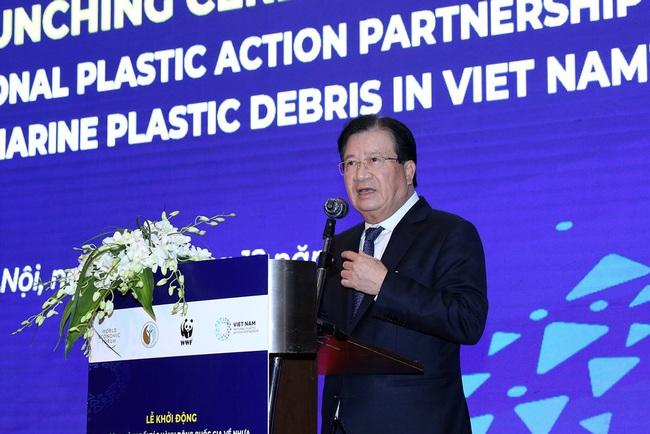 Việt Nam tiếp tục hành động quốc gia về nhựa, giảm thiểu rác thải nhựa trên đại dương - Ảnh 1.