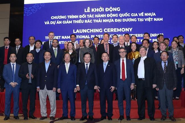 Việt Nam tiếp tục hành động quốc gia về nhựa, giảm thiểu rác thải nhựa trên đại dương - Ảnh 4.