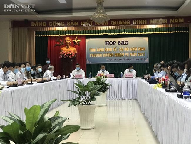 """""""Năm Covid-19"""" GRDP Đồng Nai vẫn đứng thứ 17 cả nước - Ảnh 2."""