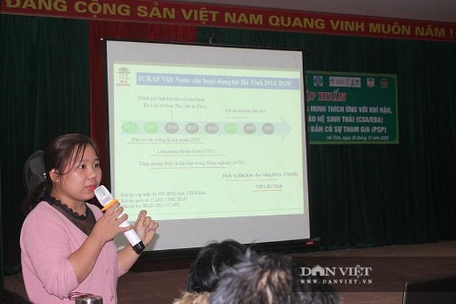 4 huyện nào của tỉnh Hà Tĩnh thực hiện dự án Nông nghiệp thông minh? - Ảnh 2.