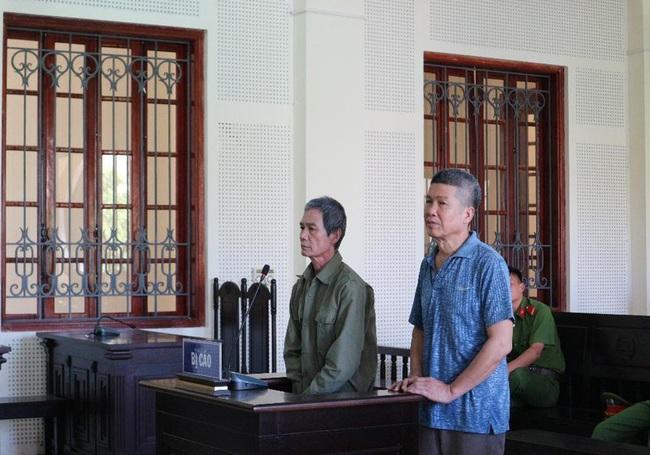 Vận chuyển thuê ma tuý lấy 12 triệu đồng, 2 bạn già U60 dẫn nhau vào tù - Ảnh 1.
