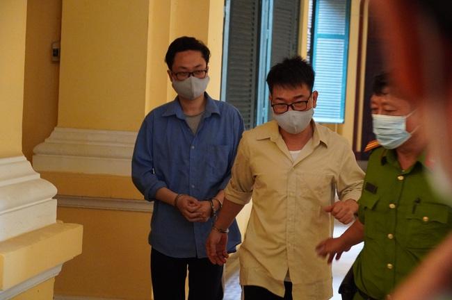 Nguyên Phó Chánh án TAND Quận 4 Nguyễn Hải Nam và đồng phạm phản đối cáo trạng - Ảnh 1.
