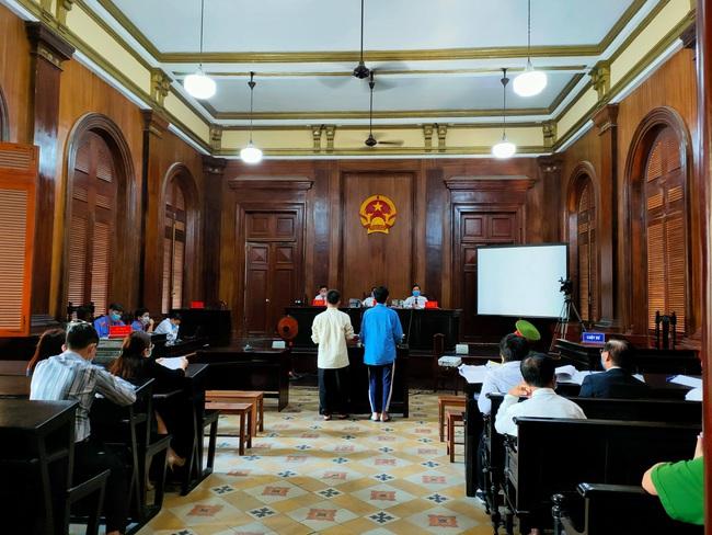 Nguyên Phó Chánh án TAND Quận 4 Nguyễn Hải Nam và đồng phạm phản đối cáo trạng - Ảnh 3.