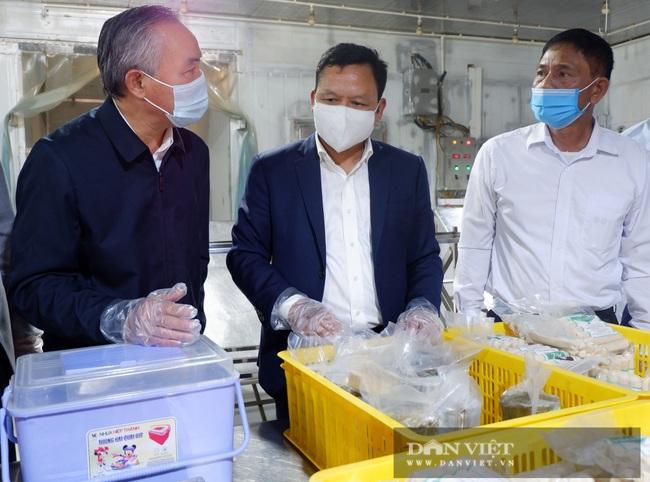 Thứ trưởng Bộ NNPTNT: Lương thực, thực phẩm cho Tết Nguyên đán 2021 được đảm bảo - Ảnh 1.